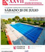 XXVII Gran Premio de Natación Stadium Venecia