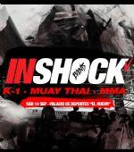 Velada de Artes Marciales Mixtas Inshock