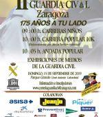 II Correría Popular Guardia Civil Zaragoza