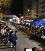 Toni Abadía y Lidia campo, triunfadores de la XXXVI Milla Urbana de Delicias Trofeo «Ibercaja-Ciudad de Zaragoza»