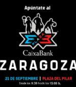 Suspendido el «Plaza 3x3 CaixaBank»