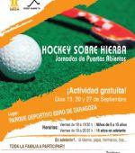 Jornadas Puertas Abiertas de Hockey sobre Hierba