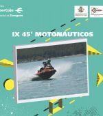 IX Trofeo «Ibercaja-Ciudad de Zaragoza» de Motonáutica