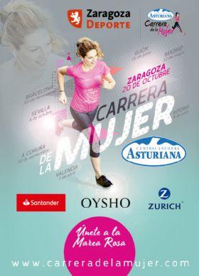 Este domingo 20 de octubre se disputa la Carrera de la Mujer 2019