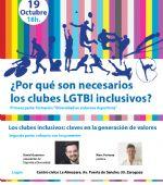 Sesion Formación en Deporte y Diversidad: ¿Por qué son necesarios los clubes LGTBI inclusivos?