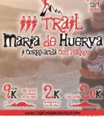 III Trail María de Huerva 2K, 9K y 20K
