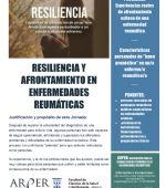 Jornada sobre Resiliencia y Afrontamiento en Enfermedades Reumáticas y otras patologías crónicas