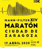 Inscripciones para la Mann Filter XIV Maratón «Ciudad de Zaragoza»