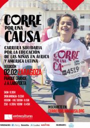 Carrera Popular + Andada «Corre por una causa»