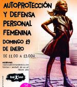 Jornada de Autoprotección y Defensa Personal Femenina