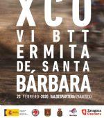 Inscripciones para la BTT «Ermita Santa Bárbara»