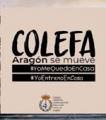 COLEFA lanza la iniciativa #yoentrenoencasa