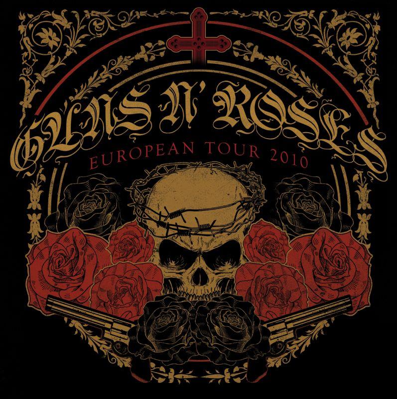 Concierto de Guns N' Roses