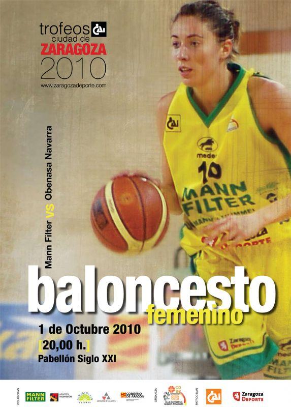 Trofeo 'CAI - Ciudad de Zaragoza' de Baloncesto Femenino