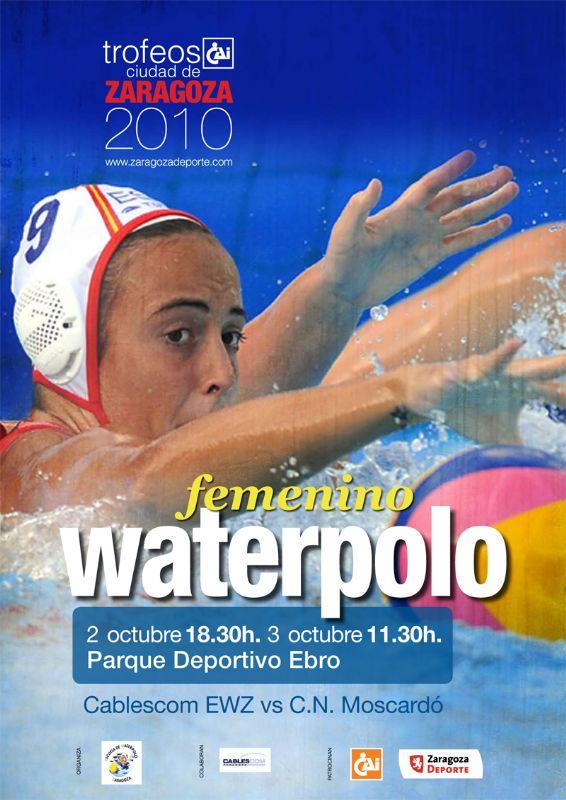 Trofeo 'CAI - Ciudad de Zaragoza' de Waterpolo Femenino