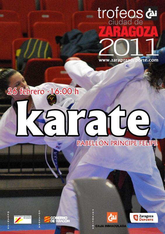 VIII Trofeo 'CAI - Ciudad de Zaragoza' de Karate