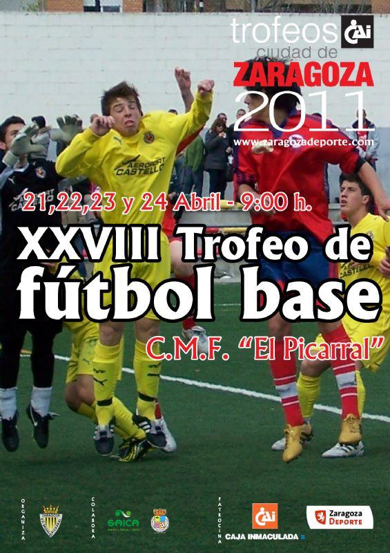 XXVIII «Trofeo CAI - Ciudad de Zaragoza» de Fútbol Base