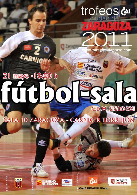 Trofeo «CAI - Ciudad de Zaragoza» de Fútbol Sala