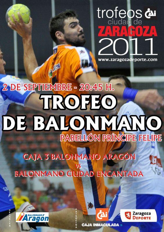 Trofeo «CAI-Ciudad de Zaragoza» de Balonmano Masculino
