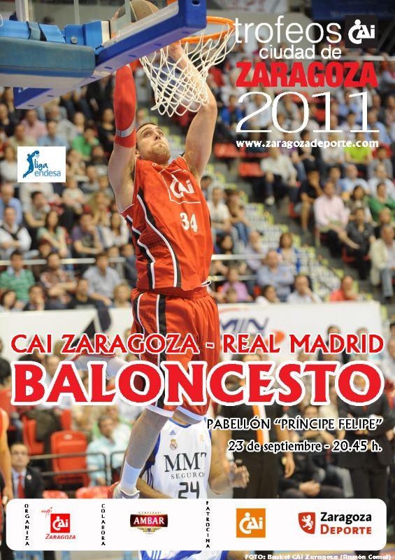 Trofeo «CAI-Ciudad de Zaragoza» de Baloncesto Masculino