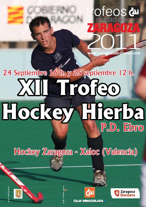 XII Trofeo «CAI-Ciudad de Zaragoza» de Hockey Hierba