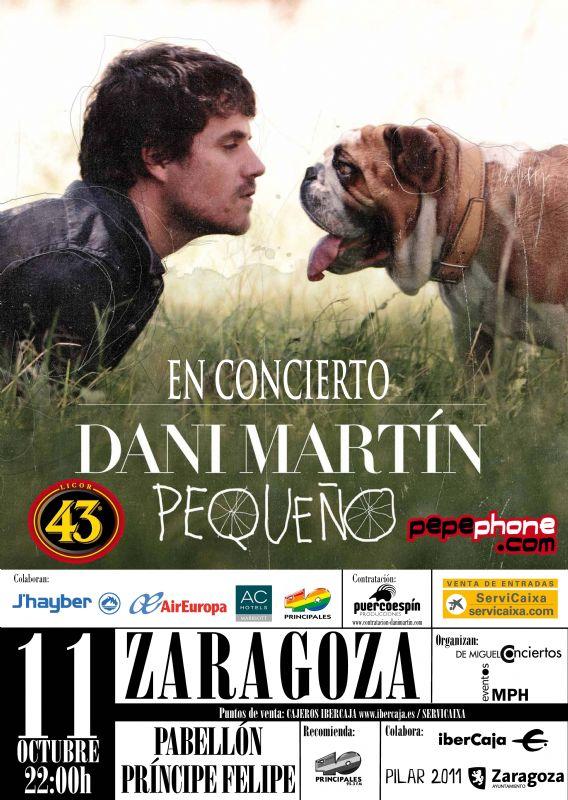 Concierto de Dani Martín