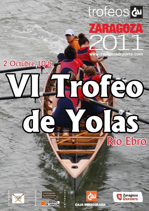 XIV Trofeo «CAI-CIudad de Zaragoza» de Yolas