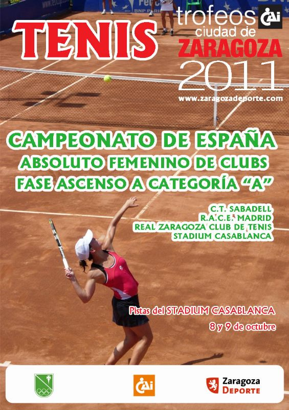 Trofeo «CAI-Ciudad de Zaragoza» de Tenis