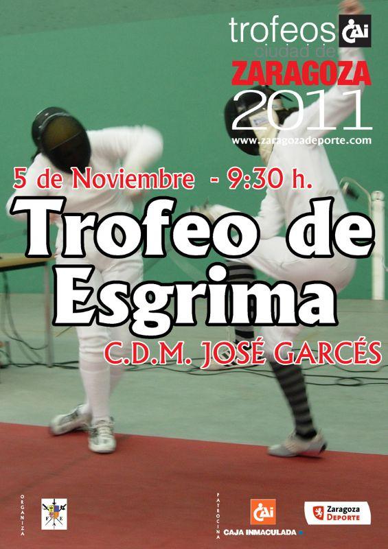 Trofeo «CAI-Ciudad de Zaragoza de Esgrima»