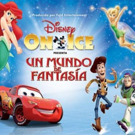 Disney On Ice «Un mundo de fantasía»