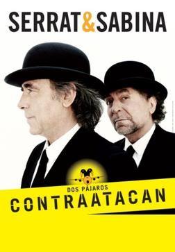 Concierto de Joan Manuel Serrat y Joaquín Sabina