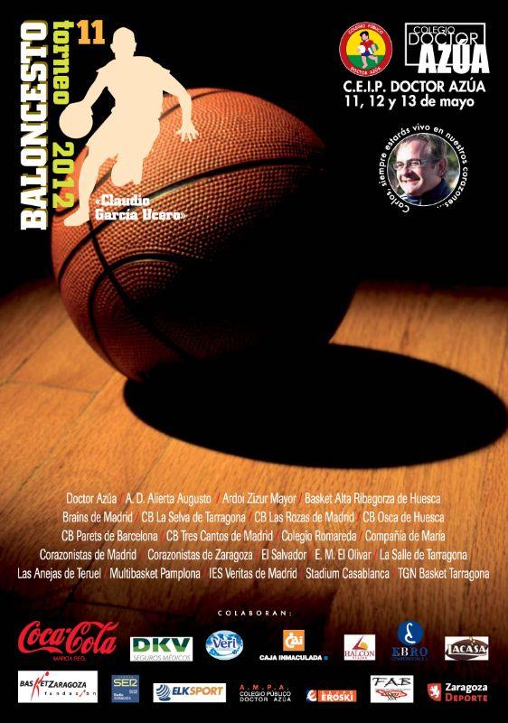 XI Torneo de Baloncesto «Claudio García Ucero»