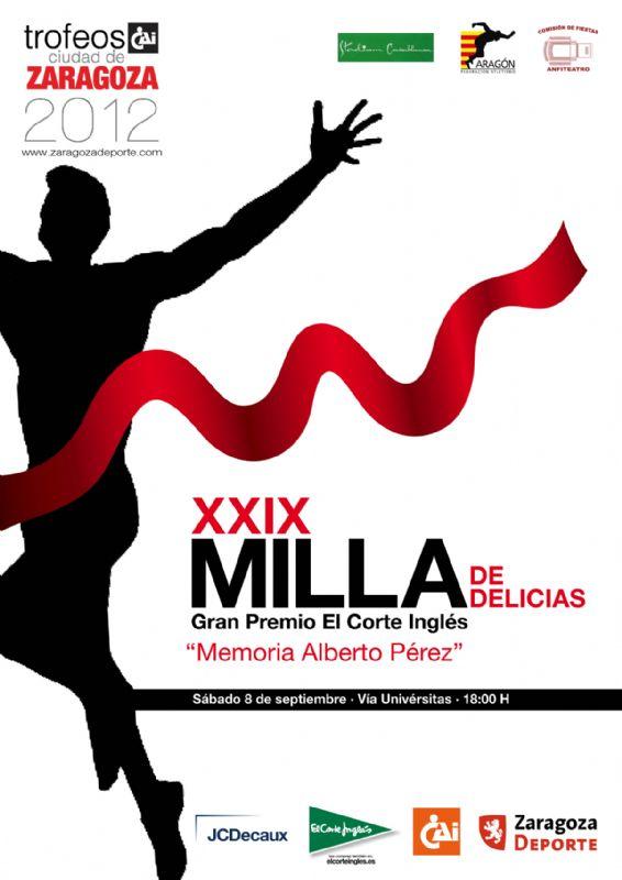 XXIX Milla Urbana de Delicias Trofeo «CAI-Ciudad de Zaragoza»