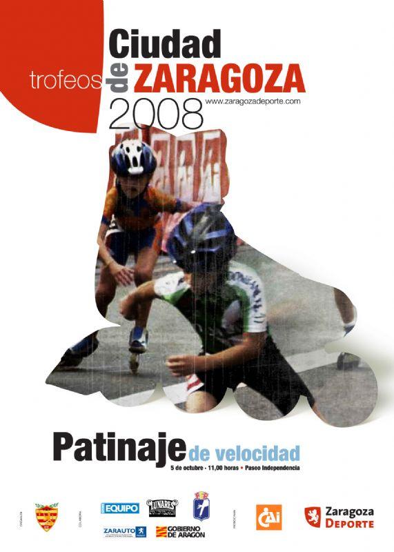 XLIII Trofeo «Ciudad de Zaragoza» de Patinaje