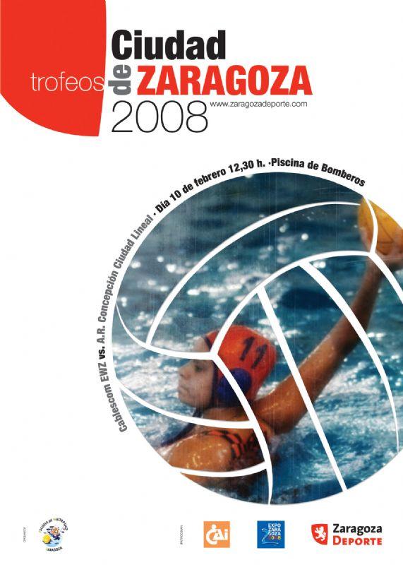 Trofeo Ciudad de Zaragoza de waterpolo femenino