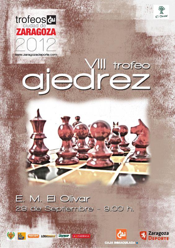 VIII Trofeo «CAI-Ciudad de Zaragoza» de Ajedrez