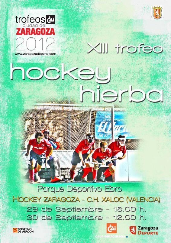 XIII Trofeo «CAI-Ciudad de Zaragoza» de Hockey Hierba