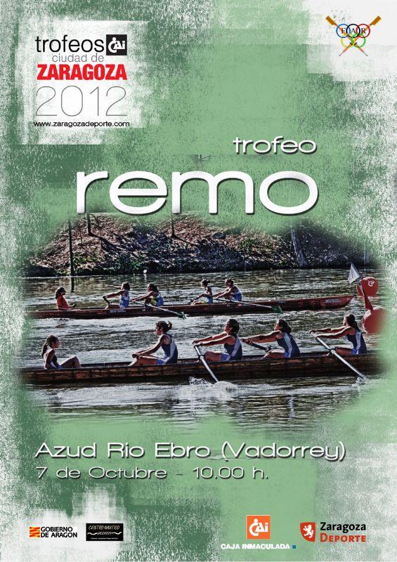 VIII Trofeo «CAI-Ciudad de Zaragoza» de Remo