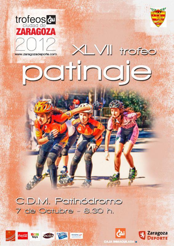 XLVII Trofeo «CAI-Ciudad de Zaragoza» de Patinaje