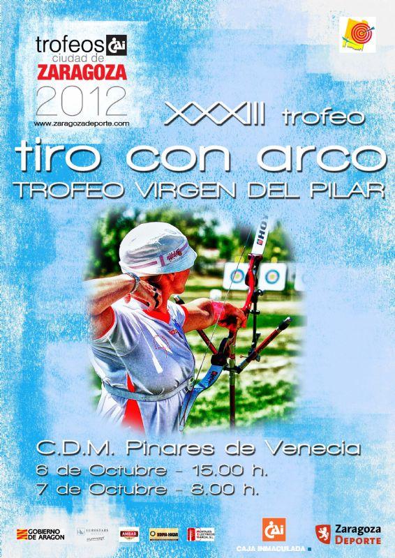 VIII Trofeo «CAI-Ciudad de Zaragoza» de Tiro con Arco