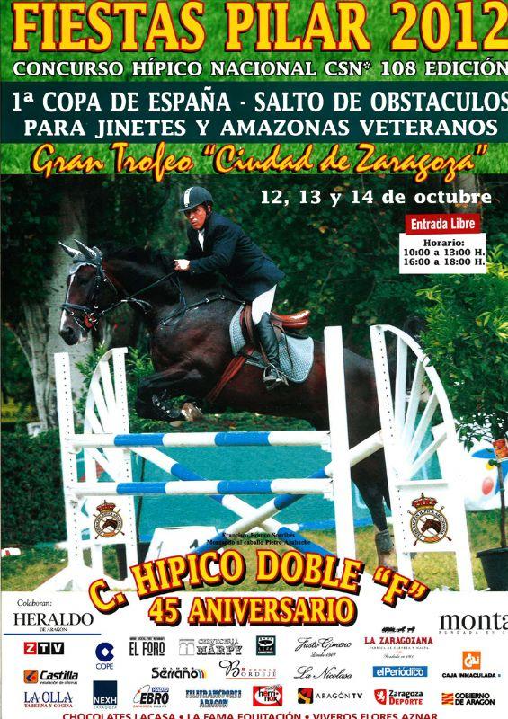 VIII Trofeo «CAI-Ciudad de Zaragoza»  de Hípica