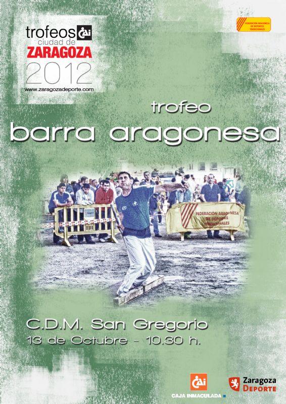 Trofeo «CAI-Ciudad de Zaragoza» de Deportes Tradicionales