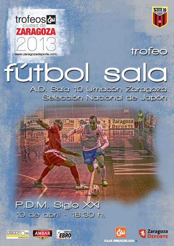 Trofeo «CAI-Ciudad de Zaragoza» de Fútbol Sala Masculino