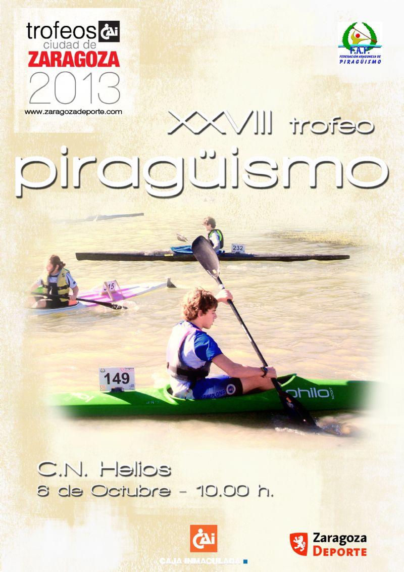 Trofeo «CAI-Ciudad de Zaragoza» de Piragüismo