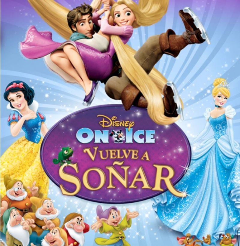 Disney on Ice. Vuelve a Soñar