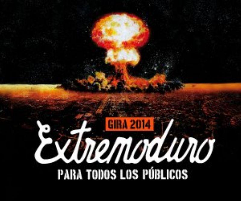 Gira Extremoduro 2014