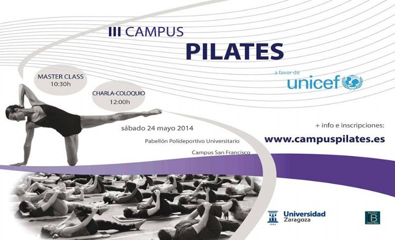III Campus de Pilates a favor de UNICEF