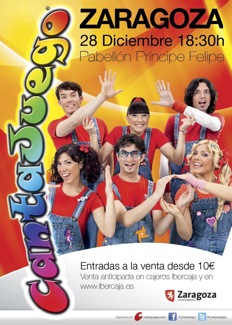 Cantajuego: Nuevo espectáculo «Diez!»