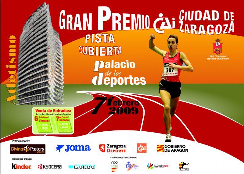 Gran Premio «CAI Ciudad de Zaragoza» de Pista Cubierta