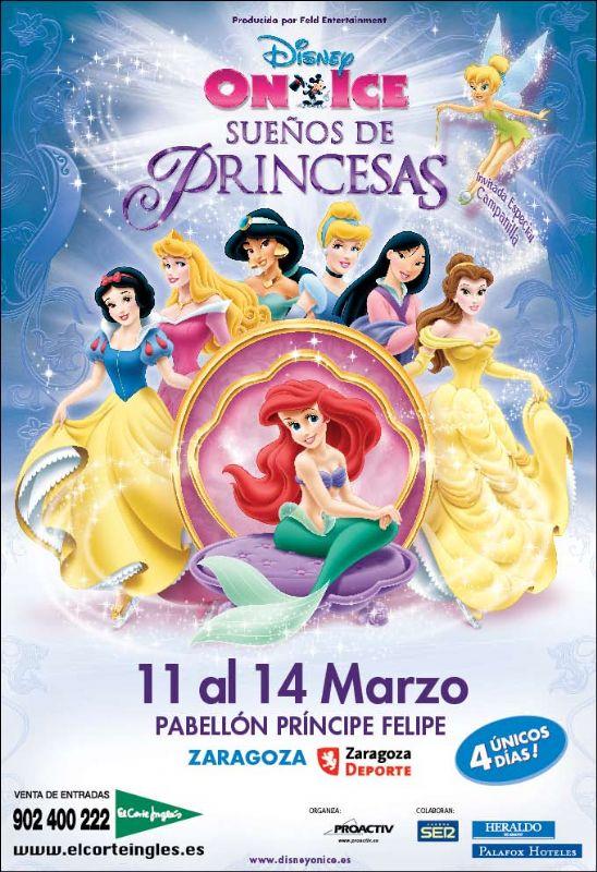 Disney On Ice  «Sueños de Princesas»